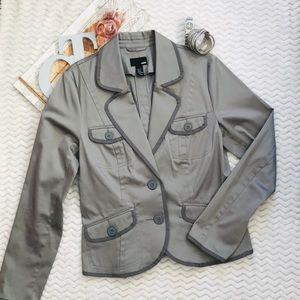 H&M Stretch Blazer Jacket